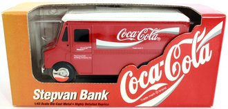 Coca-Cola Grumman Step Van (Bank)