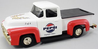 Pepsi-Cola 1995 Hot Rod Series - 1956 Ford Pickup w/Gold Trim