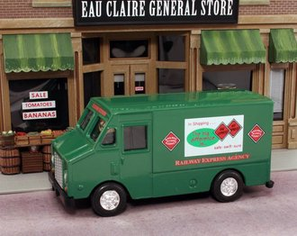 1:50 Railway Express Delivery Step Van