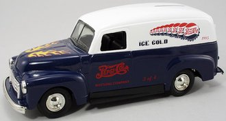 Pepsi-Cola 1995 Hot Rod Series - 1951 GMC Panel Truck