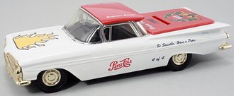 Pepsi-Cola 1995 Hot Rod Series - 1959 Chevy El Camino w/Gold Trim