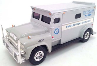 "1959 GMC Armored Truck ""Eastview Pharmacy"" (Bank)"