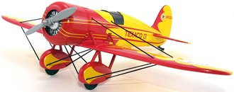 "1:30 Wings of Texaco # 5 - 1930 Travel Air Model R ""Mystery Ship"" (Yellow/Red) (Special Edition)"