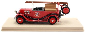 1928 Renault KZ Fire Service (Red)