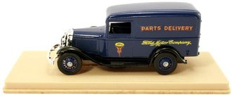 """1934 Ford Delivery Van """"Ford Service"""" (Blue)"""