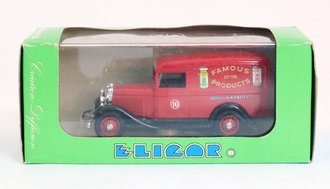 """1934 Ford Delivery Van """"Crosse & Blackwell"""" (Red)"""