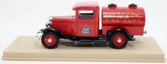 """1934 Ford V8 Tanker """"Trenton Fire Dept."""" (Red)"""