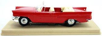 1958 Chrysler New Yorker Convertible (Red)