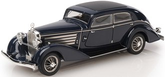 1932 Austro Daimler ADR 8 Alpine Sedan (Dark Blue)