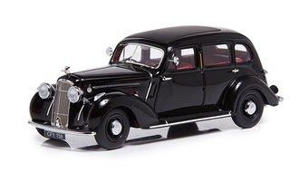 1936 Humber Snipe Saloon w/3 Side Windows (Black)