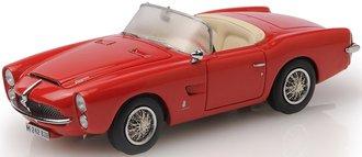 1956 Pegaso Z-102 by Spider Serra (Barcelona) Open Top (Red)