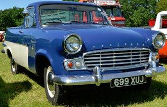 1962 Standard Vanguard Six Pickup with Vignale Design (Open Bed)