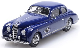 1949-50 Delahaye 135M Coupe by Guillore (Dark Blue)