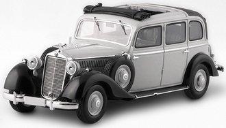 1936-1940 Mercedes-Benz 260D Pullman Landaulet (Gray/Black)