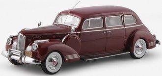 1941 Packard 180 7-Passenger Limousine (Maroon)