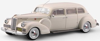 1:43 1942 Packard 180 7-Passenger Limousine (Blue)