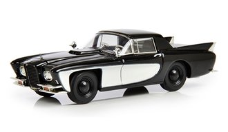 1955 Gaylord Gladiator - Paris Motor Show Car - Chrysler V8 Engine (Open) (Black/Cream)