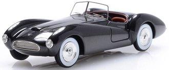 1953 Victress S-1 Roadster (Black)