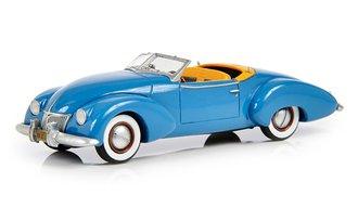 1947 Kurtis Omohundro (Blue)