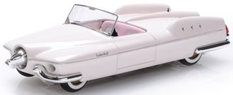 1953 Studebaker Manta Ray (Top Down) (Light Pink)