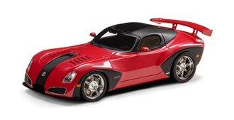 1:43 2010 Devon GTX Sports Coupe w/Spoiler (Red)
