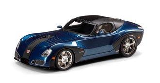 1:43 2010 Devon GTX Sports Coupe (Blue/Black)