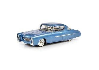1:43 1950 Mercury Leo Lyons Coupe (Blue)