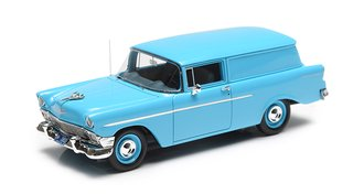 1956 Chevrolet 150 Handyman 2-Door Panel Delivery (Blue)