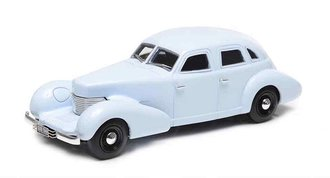 1934 Duesenberg Sedan by A.H. Walker Co. (Closed Lights) (Gray)