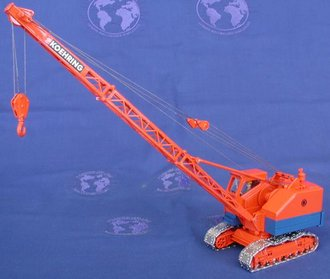 Koehring 205 Track Lattice Boom Crane
