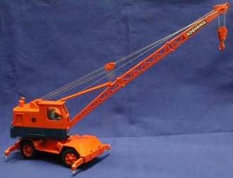 Koehring 218 Cruiser Crane (L.E. 50)