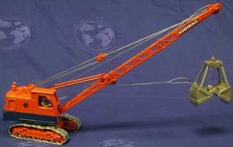 Koehring 205 Clamshell Excavator