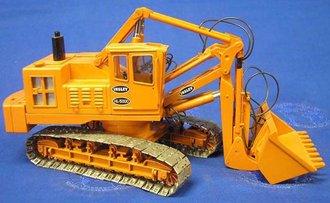 Insley 5000 Hydraulic Shovel
