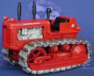 International TD18 Crawler Tractor
