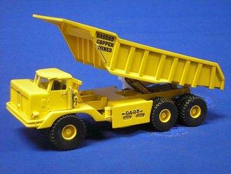 Dart 600 Dump 1953 6X6 75 Ton