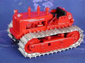 International TD-24 Crawler Tractor