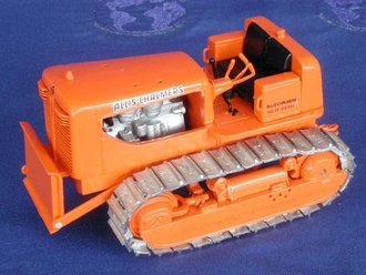 Allis-Chalmers HD20 Scraper Pusher