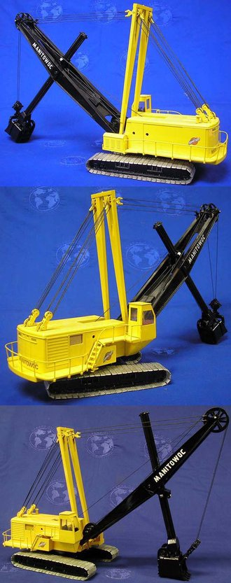 M-4500 Cable Shovel 5.5 Yard