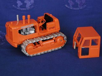 Allis-Chalmers HD20 Crawler Tractor (Metal Tracks)