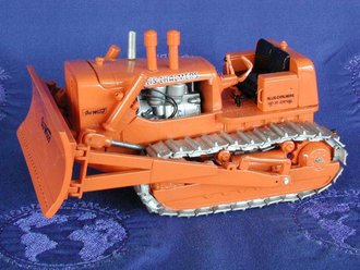 Allis-Chalmers HD20 Crawler w/Garwood Hydraulic Blade