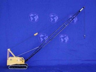 "American 995C Crawler Crane 25.5"" Brass Boom"