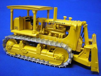 Caterpillar D9G Scraper Pusher