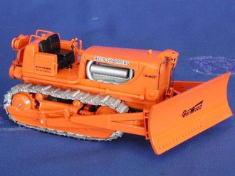 Allis-Chalmers HD20 Cable Dozer + Angle Blade