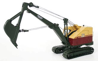 Bucyrus-Erie 22-B Cable Hoe Excavator
