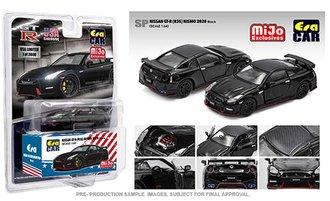 1:64 2020 Nissan GT-R R35 Nismo (Black)