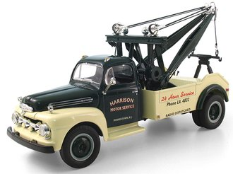 "1951 Ford Tow Truck ""Harrison Motor Service"""