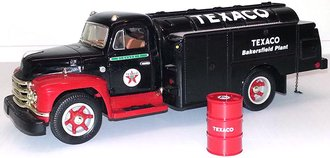 "1955 Diamond T Oil Tanker ""Texaco - Bakersfield Plant"""