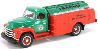 "1:34 1955 Diamond T Oil Tanker ""Texaco - Los Angeles Plant"""