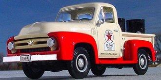 "1:34 1953 Ford Pickup ""Texaco - Big John's"""