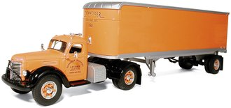 "1949 International KB-10 w/Van Trailer ""Schneider Transport"""